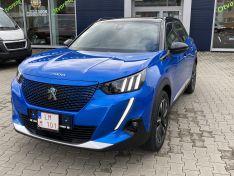 Objavte viac informácií o vozidle Peugeot 2008 NEW Electric GT  136k 50kWh