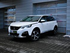 Objavte viac informácií o vozidle Peugeot 5008 ALLURE 1.5 BlueHDi 130k EAT8 (EURO 6.2)