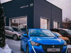 Objavte viac informácií o vozidle Peugeot 208 1.2 PureTech 100 Allure EAT8