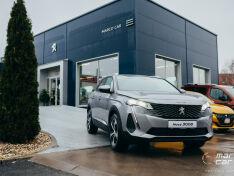Objavte viac informácií o vozidle Peugeot 3008 ALLURE PACK 1.5 BlueHDi 130k EAT8